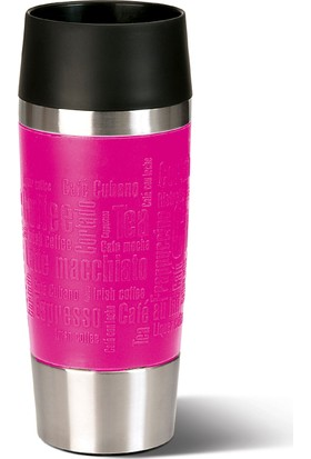 Emsa Travel Mug 0.36L Pembe