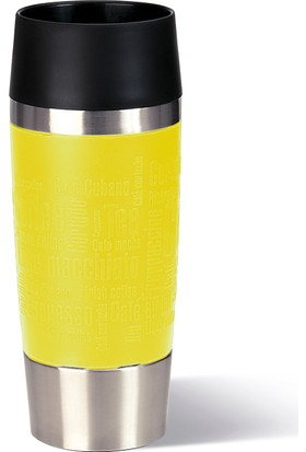 Emsa Travel Mug 0.36L Sarı