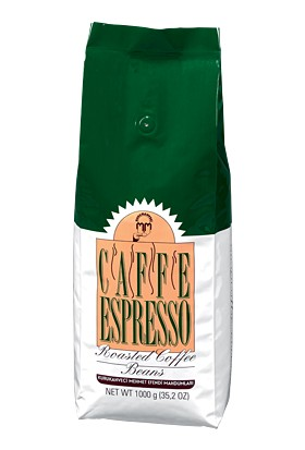 Mehmet Efendi Espresso 1000gr. Kavrulmuş Çekirdek
