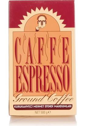 Mehmet Efendi Espresso 500gr. Öğütülmüş