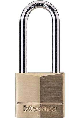 Master Lock 40 mm Uzun Asma Kilit Masif Pirinç 140EURDLH