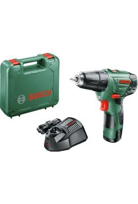 Bosch Easy Drill 12-2 Çift Akülü Vidalama