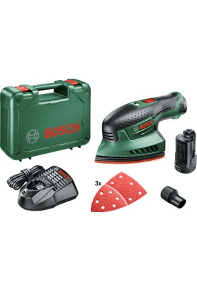 Bosch EasySander 12 Çift Akülü Çok Amaçlı Zımpara