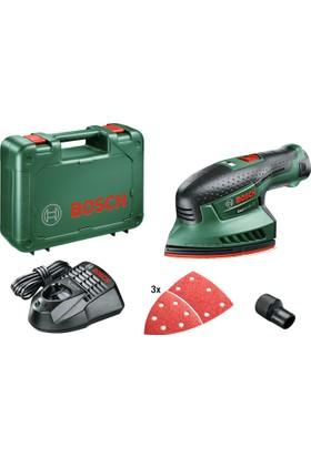 Bosch EasySander 12 Tek Akülü Çok Amaçlı Zımpara