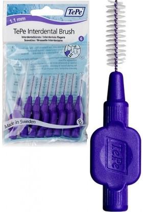 Tepe Diş Arası Fırça Mor 1.1 Mor