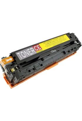 Tonerce Hp 125A/128A/131A Cb542A/Ce322A/Cf212X; Sarı ( 1.800 K )