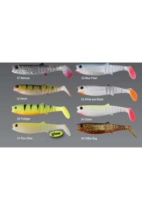 Savage Gear Cannıbal 12 5 cm 20 gr Sahte Balık Pearch