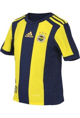 Adidas 17 Home Kids Ss Fenerbahçe Forma