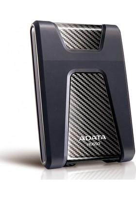 "Adata HD650 2TB 2.5"" USB 3.1 Siyah Taşınabilir Disk AHD650-2TU31-CBK"
