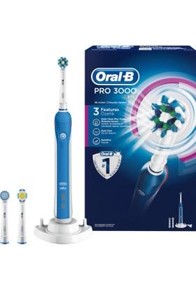 Oral-B Şarj Edilebilir Diş Fırçası Pro-Care 3000 D20