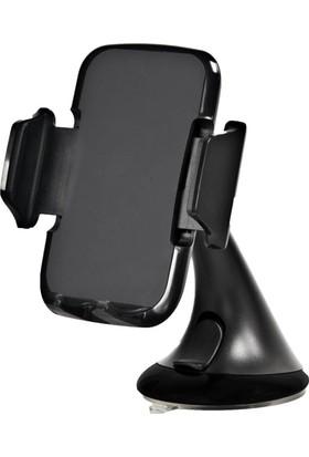 Case 4U Extreme Grip Universal Araç içi Telefon Tutucu (Tüm Modellerle Uyumlu) Siyah - CH120-EXT-