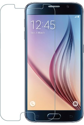 Case 4U Samsung Galaxy S6 Cam Ekran Koruyucu