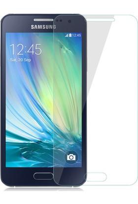 Case 4U Samsung Galaxy A3 Cam Ekran Koruyucu