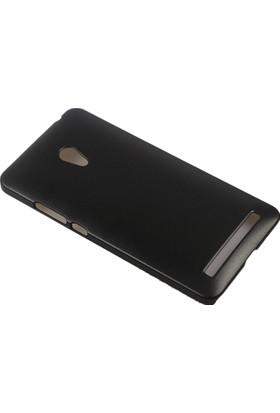Case 4U Asus Zenfone 6 Siyah Arka Kapak