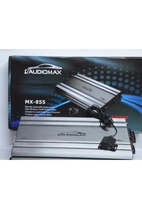 Audiomax Mx 855 Oto Anfisi (5 Kanal Bas Kontrollü)