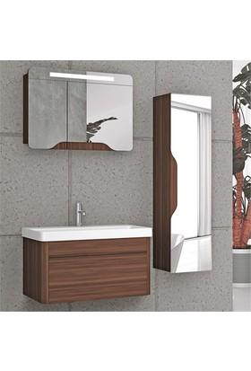 NPlus Integra 80 cm Banyo Dolabı