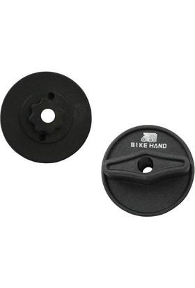 Bike Hand YC-27 Aynakol Anahtarı HollowTech Siyah