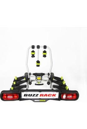 Buzz Rack Bis.Taşıyıcı Runner Spark 3 Çeki Demiri Siyah