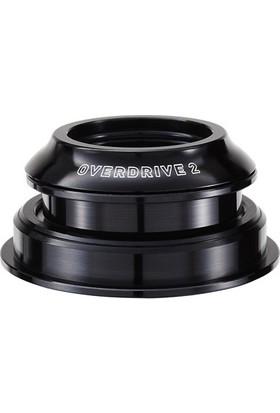 Giant Furş Yatağı Overdrive2 1.1/4 - 1.1/2 Siyah