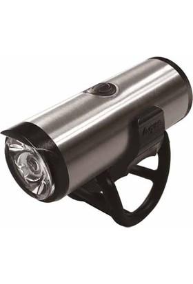 Guee Ön Işık Inox Mini Usb Şarjlı Krom