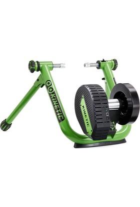 Kinetic Trainer T-6100 Road Machine Smart Control Yeşil