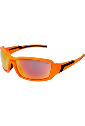 Lazer Gözlük Xenon 1x1 Gloss Flash Turuncu Unisex Turuncu