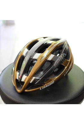 Limar Carbon Ultralight Road Kask Gold M