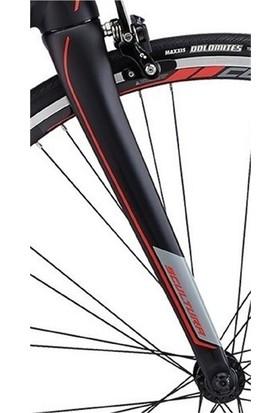 Merida Scultura 400 Carbon Maşa Siyah-Kırmızı 28