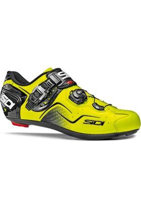 Sidi Kaos Yol Ayakkabısı Sarı 45