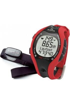 Sigma Koşu Saati RC-1209 Kırmızı