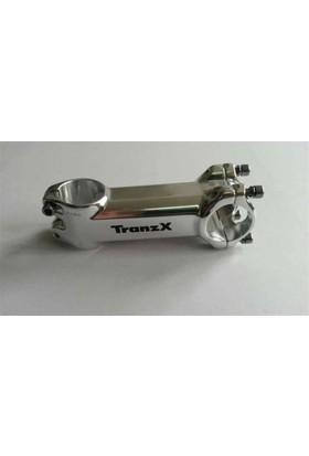 Tranz-X Gidon Boğazı JD-ST335 31.8 Gümüş 100
