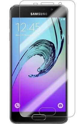 Case 4U Samsung A310 Galaxy A3 Cam Ekran Koruyucu