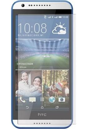 Case 4U HTC Desire 820 Ultra Şeffaf Ekran Koruyucu