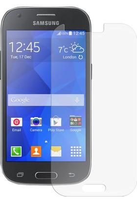 Case 4U Samsung Galaxy Ace 4 Ultra Şeffaf Ekran Koruyucu
