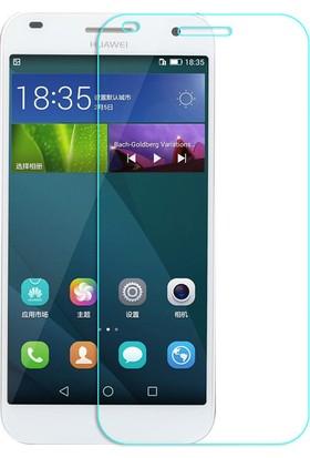 Case 4U Huawei Ascend G7 Cam Ekran Koruyucu