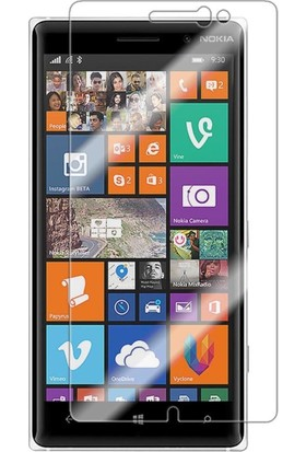 Case 4U Nokia Lumia 830 Ultra Şeffaf Ekran Koruyucu