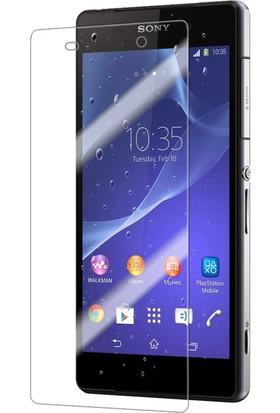Case 4U Sony Xperia Z3 Ultra Şeffaf Ekran Koruyucu