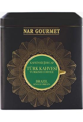 Nar Gourmet Kafeinsiz Türk Kahvesi 175 Gr