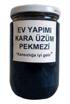 Tosyalı Pirinçci Hacı Kara Üzüm Pekmezi 850 Gr