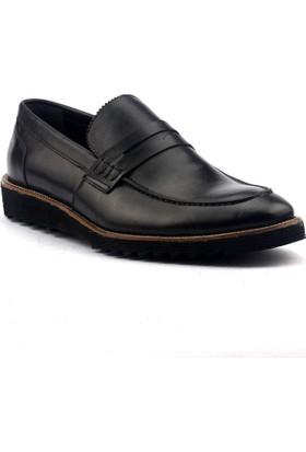 Nevzat Zöhre 060 %100 Deri Günlük Yürüyüş Erkek Ayakkabı