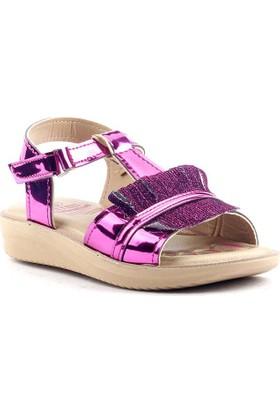 Gezer 9336 Günlük Anatomik Kız Çocuğu Sandalet Ayakkabı