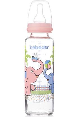 Bebedor Desenli Cam Biberon 250 ml