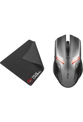 Trust Ziva 21512 Oyuncu Mouse + Ultra İnce Mouse Pad