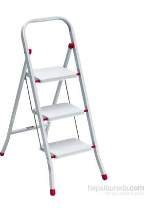 Saraylı Pratik Metal Merdiven 3'Lu