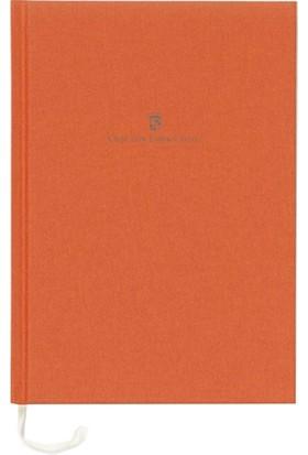 Graf von Faber Castell A4 Defter Turuncu 188628