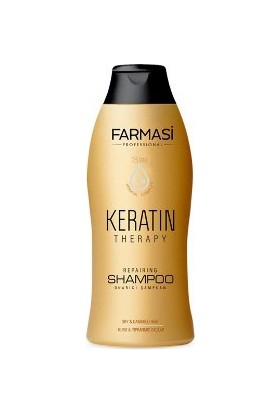 Farmasi Keratin Therapy Onarıcı Şampuan 400 Ml