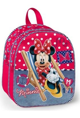 Yaygan Minnie Mouse Anaokulu Çantası 73168