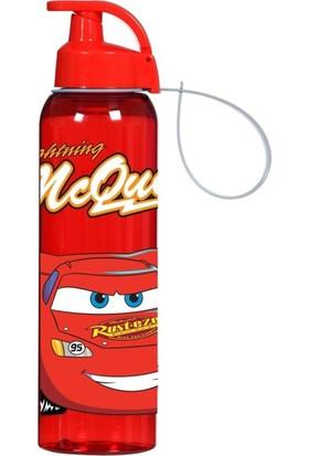 Herevin Disney Cars Lisanslı Kırmızı Matara (500 ml)