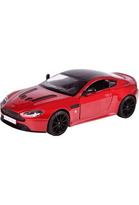 Motor Max 1:24 2013 Aston Martin V12 Vantage S (Kırmızı)