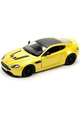 Motor Max 1:24 2013 Aston Martin V12 Vantage S (Sarı)